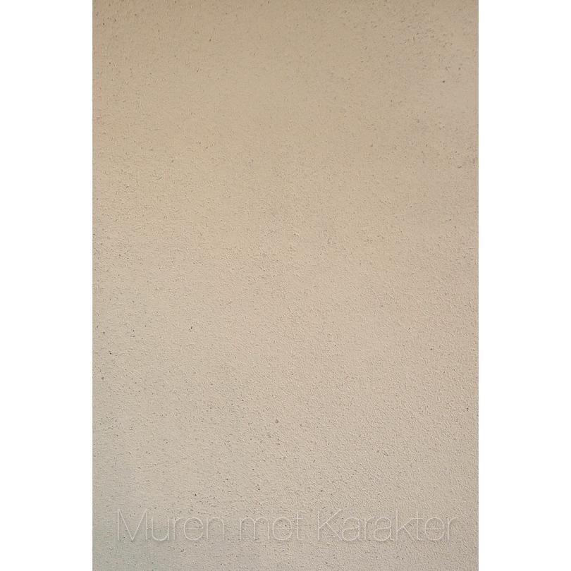 leemfinish tierrafino gebroken wit muurvarken
